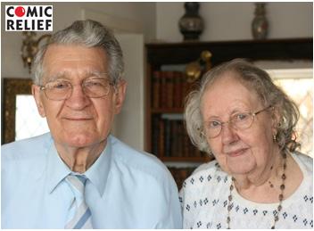 Den Audrey Comic Relief Alzheimers society bradford