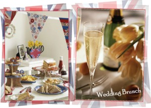 Royal wedding celebrations