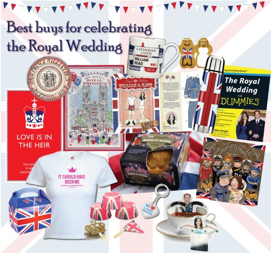 Best Buy royal wedding memorabilia