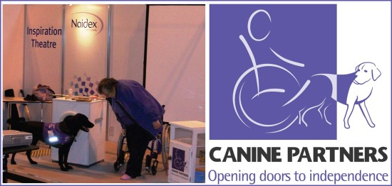 canine partners naidex