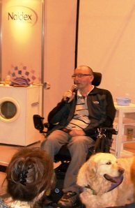 Naidex Canine Partners speaker Andrew