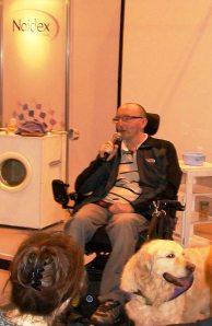 Naidex Canine Partners speaker Andrew