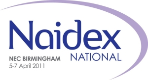 Naidex National logo