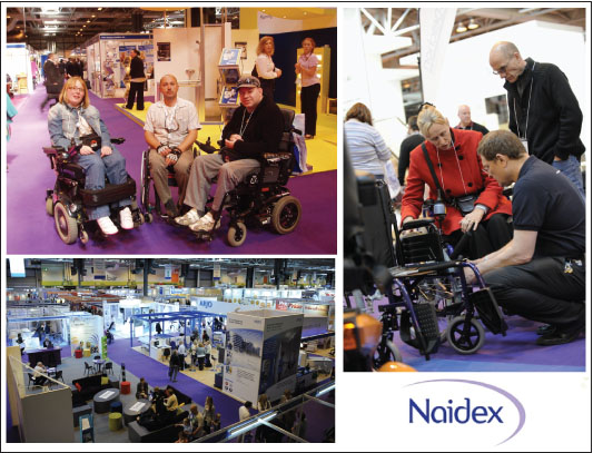 Naidex Exhibition