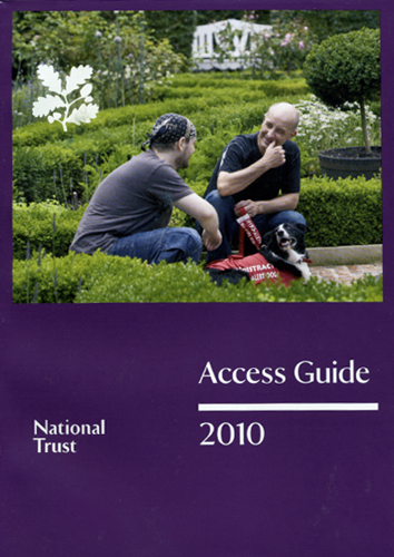 National Trust Access guide