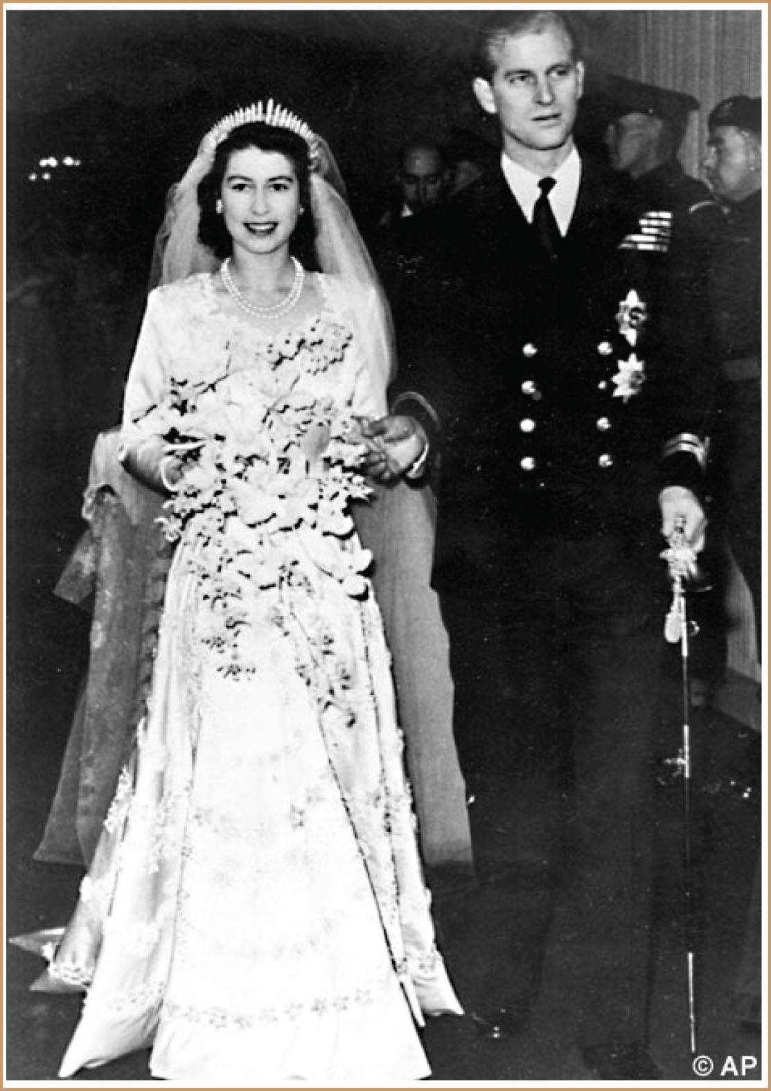 The Queen Mother Marriage