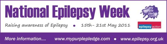 National Epilsepy Week