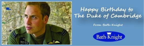 Happy birthday Duke of Cambridge- prince william