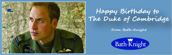 Happy birthday Duke of Cambridge- prince william