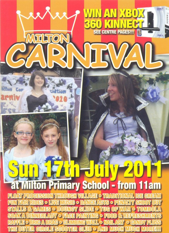 Milton Carnival Stoke-On-Trent 17th July 2011