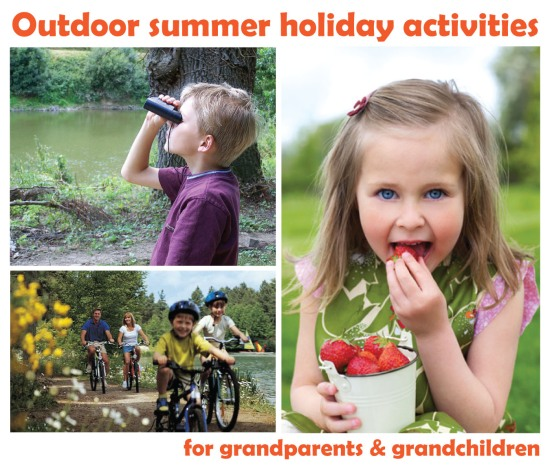 outdoor activities for grandparents and grandchildren