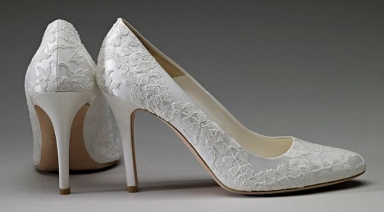 Duchess of Cambridge wedding shoes