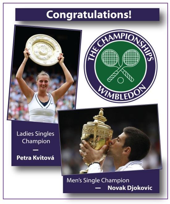 Wimbeldon champions 2011