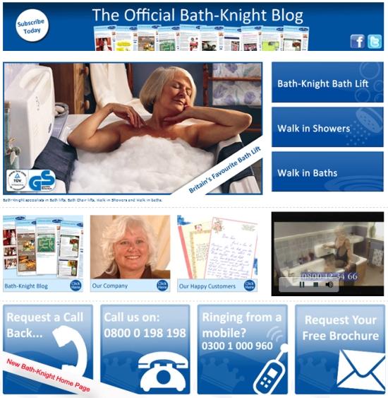 Bath-Knight homepage