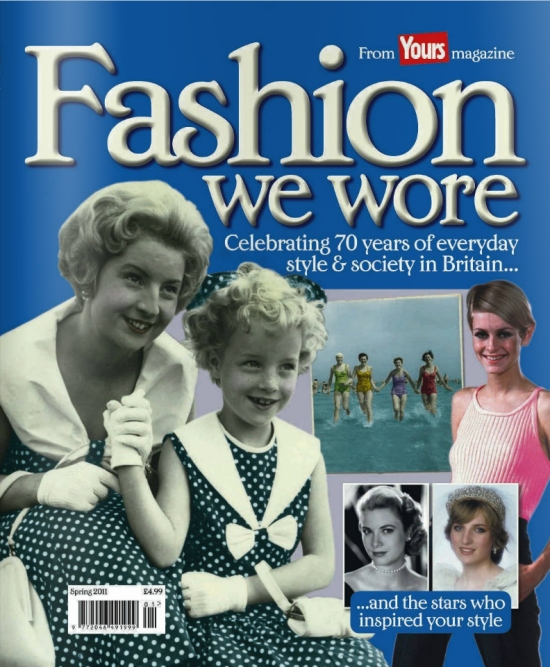 fashion we wore cover