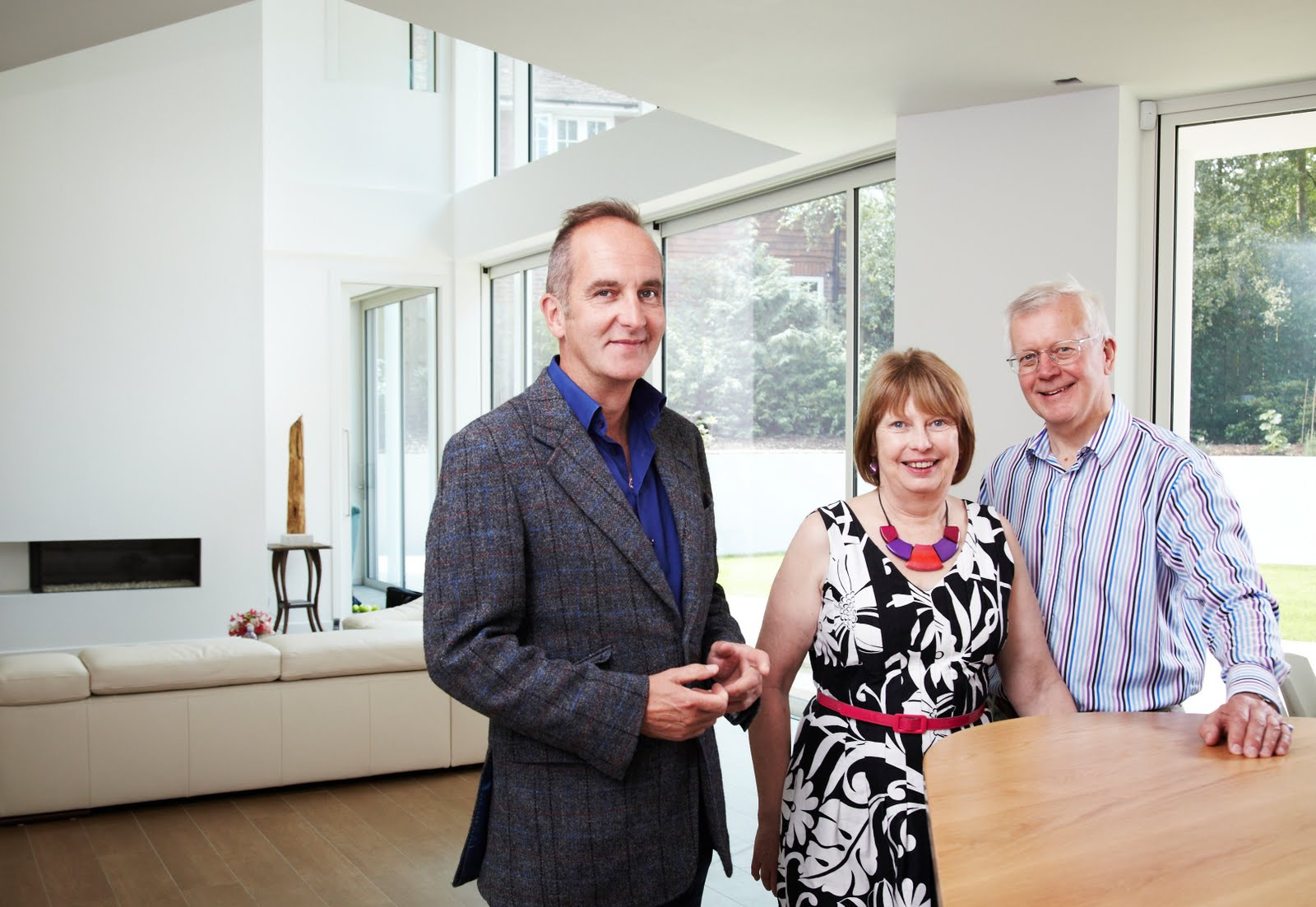 Bath-Knight installed in Channel 4 Grand Designs home | Bath ...