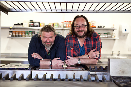 Hairy Bikers Meals on Wheels