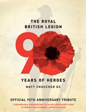 90 years of heroes