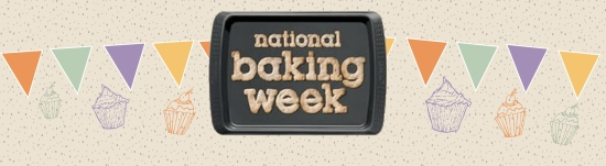 national baking week banner