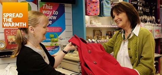 age uk donate a coat