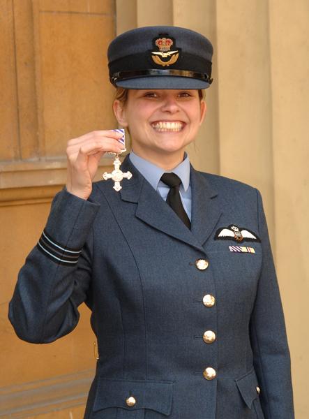 Medal Michelle Goodman DFC