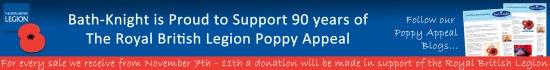poppy appeal banner