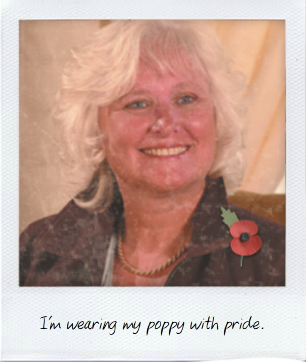 Annette Royal British Legion