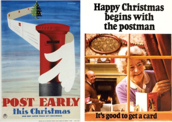 Christmas Post Posters 2