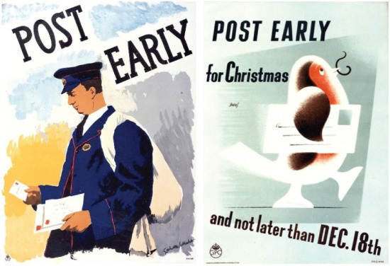 Christmas Post Posters 1