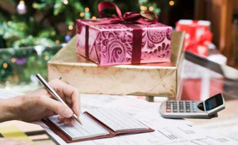 Christmasbudget