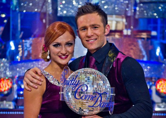 Harry Judd Strictly Come Dancing