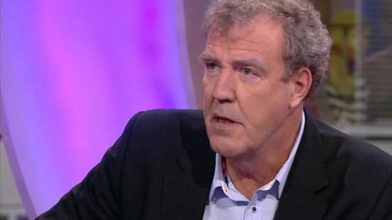 Jeremy Clarkson The One Show