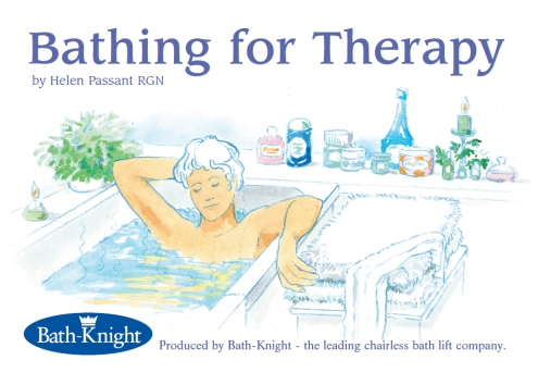 Bathing for Therapy cover