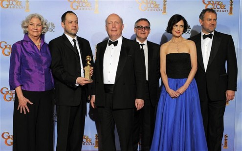 Downton Abbey Golden Globes
