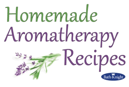 Homemade aromatherapy recipes