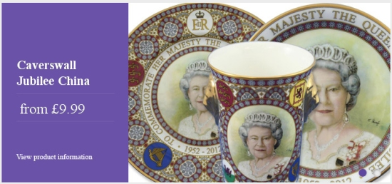 Diamond Jubilee Merchandise