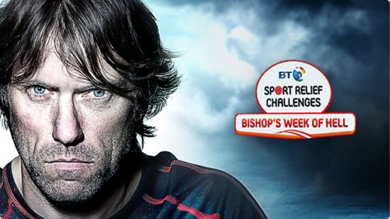 John Bishop Week of Hell