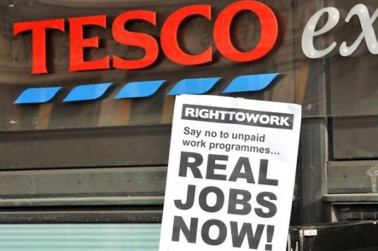 Tesco work experience