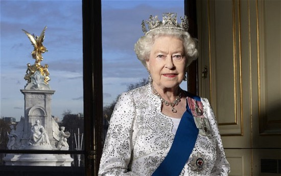 The Queen Diamond Jubilee Official