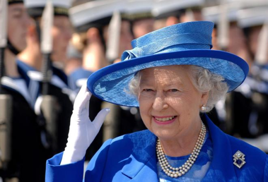 The Queen 2012