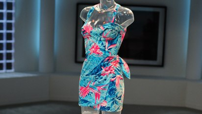 Four Rooms Amy Winehouse dress