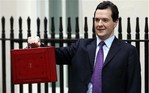 George Osbourne Chancellor