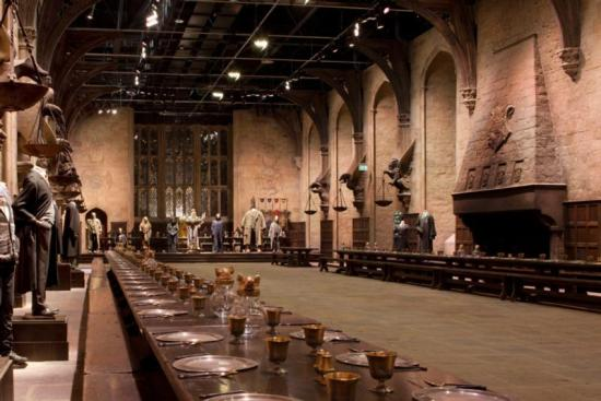 Great Hall Harry Potter
