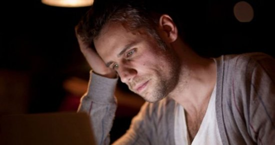 Richard Bacon the anti social network