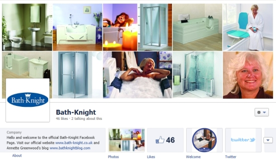 BathKnight Facebook