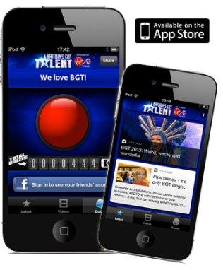 BGT mobile app