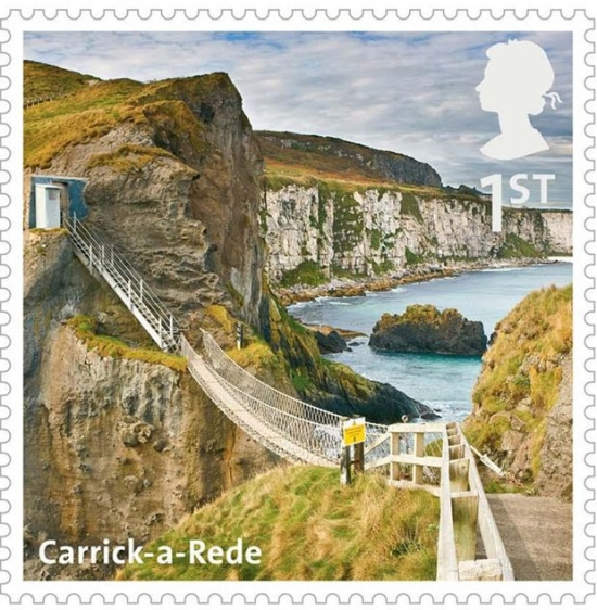 Carrick-a-Rede Stamp