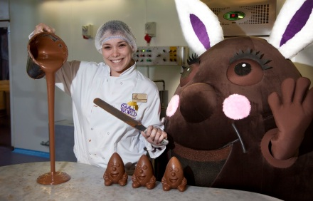 Easter at Cadbury World