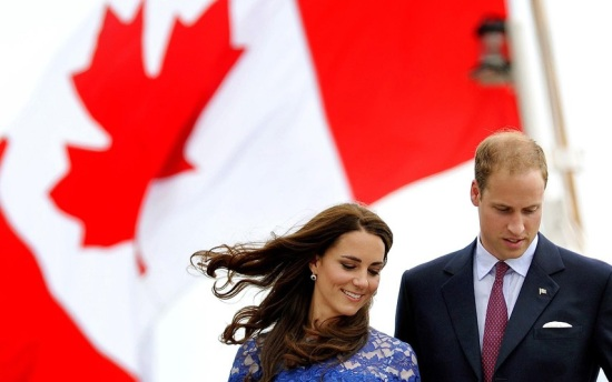 Happy Anniversary Duke and Duchess of Cambridge
