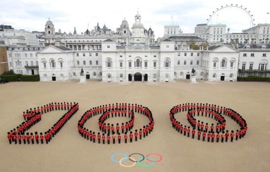 London_Olympics_ horse guard 100